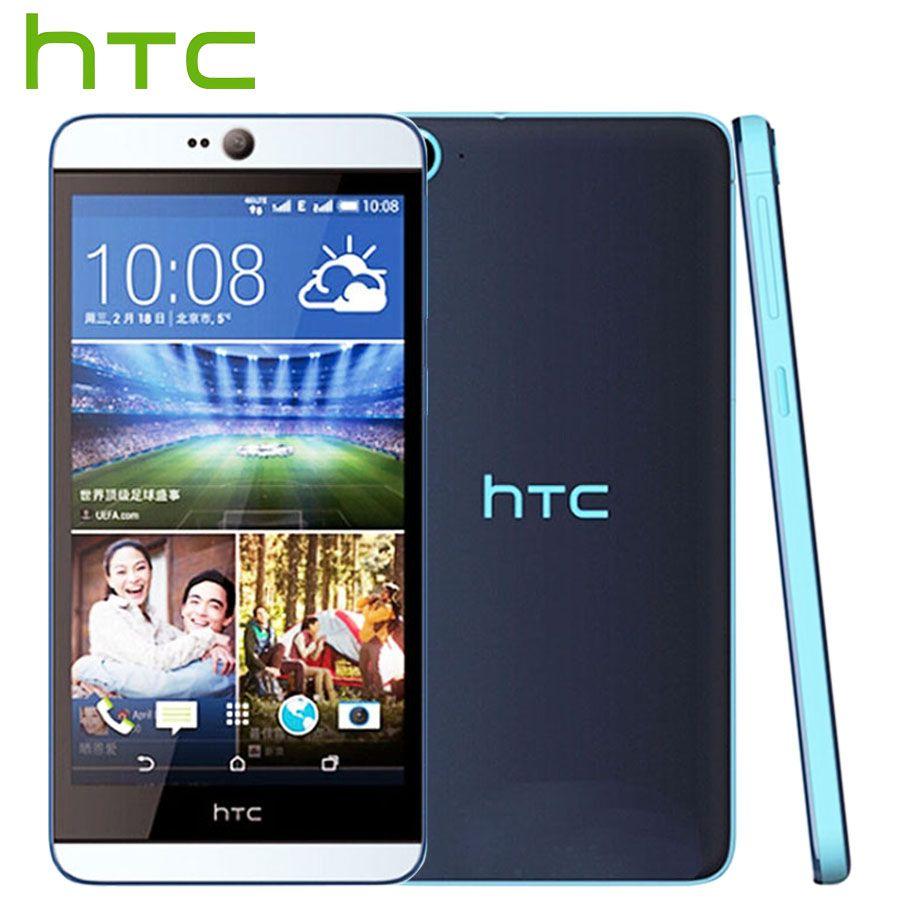 Marke Neue HTC Desire 826 826 w 4G LTE Handy Snapdragon 615 Octa Core 2 GB 16 GB 5,5 zoll Dual SIM 13 M 2600 mAh Smart telefon