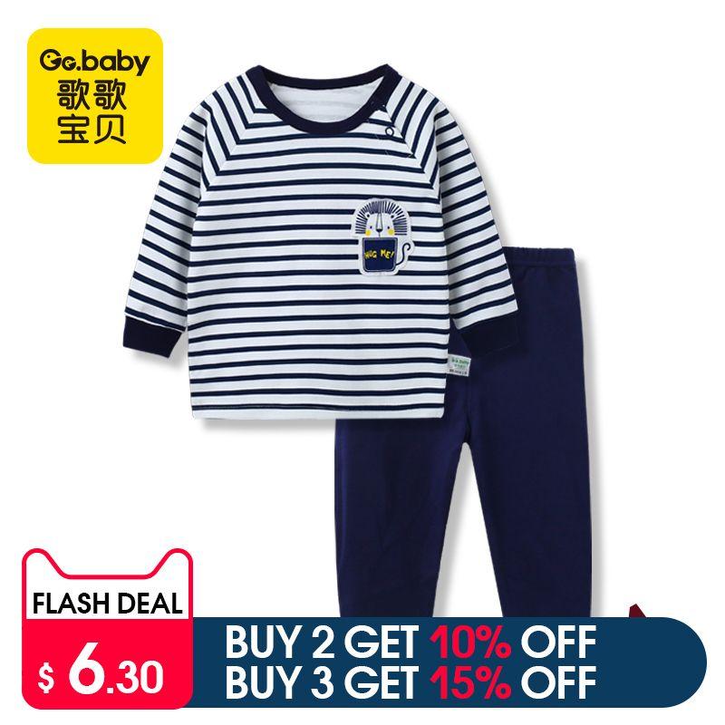Hiver Enfants de Pyjamas Pour Les Filles Pyjamas Ensemble Coton des vêtements de Nuit Pyjamas Enfants Bébé Pyjamas Set Pour Garçons Sous-Vêtements Vêtements Costumes