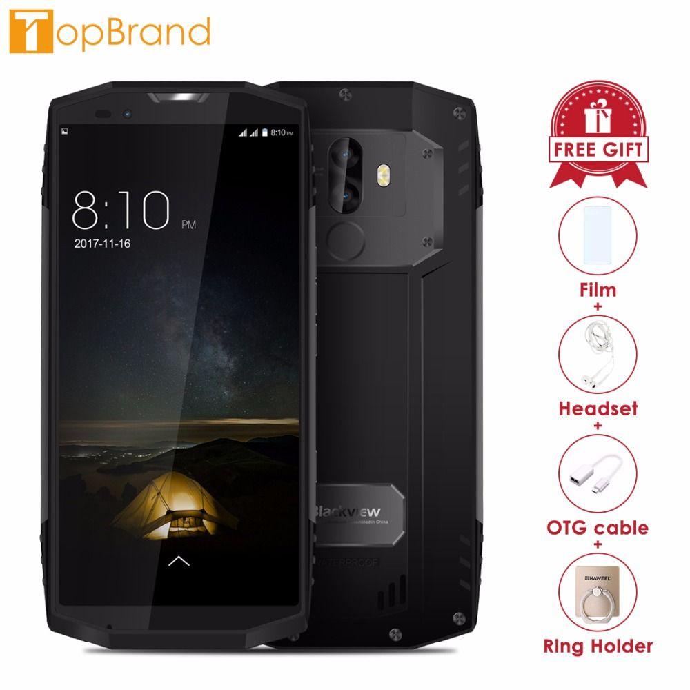 Blackview BV9000 IP68 Wasserdicht Stoßfest Handy Android 7.1 5,7