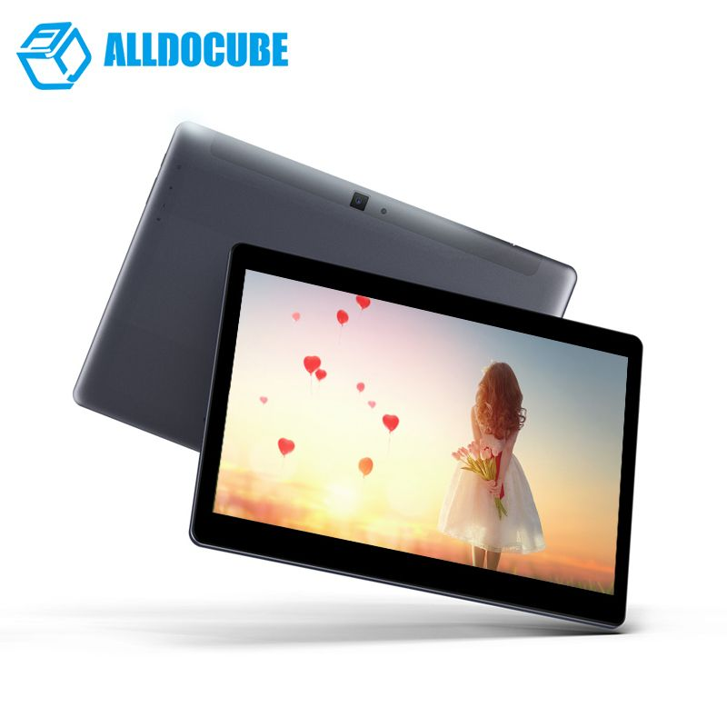 ALLDOCUBE M5S Tablets PC 10.1 Inch 1200*1920 4G Phone Call Tablet PC MTK6797 X20 Deca core Android 8.0 3GB RAM 32GB ROM