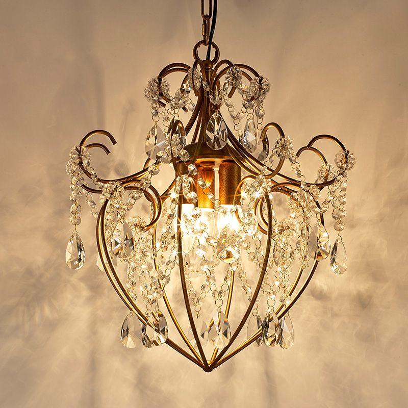 led light chandelier for living room crystal classic chandelier dining room gold crystal lights retro lighting chandeliers bed
