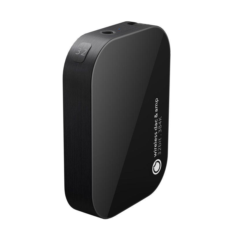 GGMM A2 Mini Bluetooth Headphone Amplifier Wireless Portable HiFi Digital Audio Amp 32bit/384KHz Professional Audio Amplifiers