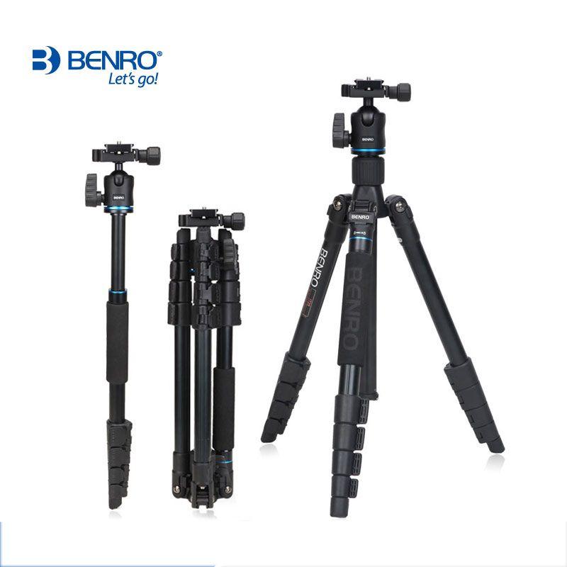 FREEO VERSAND BENRO IT25 professionelle SLR fotografische stativ tragbare digitale Schnell Releaseg Zubehör Max laden 6 kg