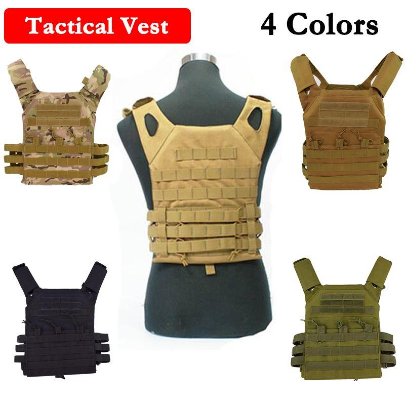 600D Nylon GPA Taktische Weste Vereinfachte Version Militär Schutz Platte Träger Platte Träger Weste Munition Magazin Körper Rüstung