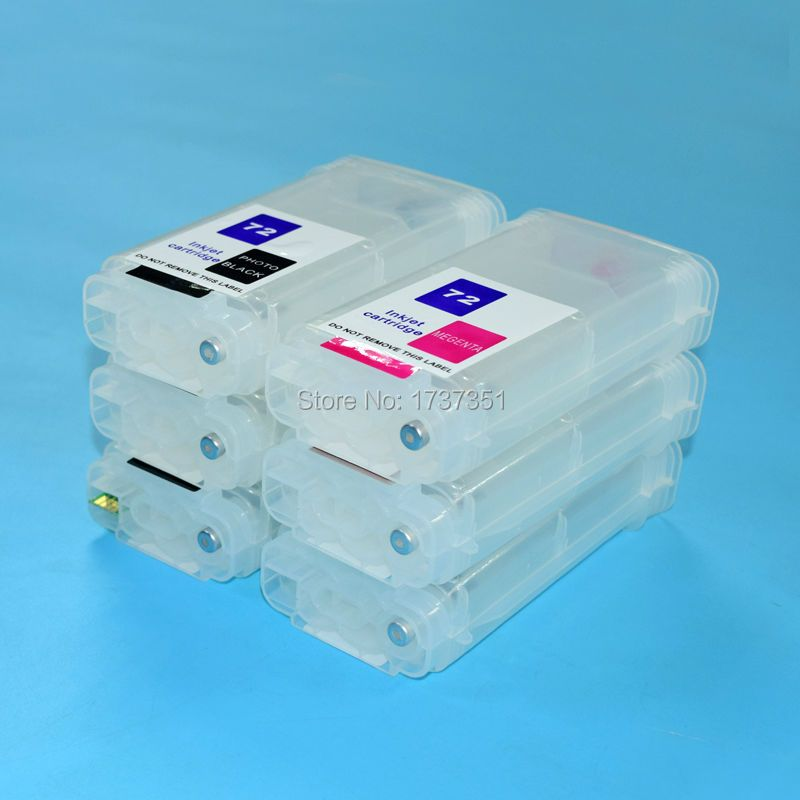 boma.ltd 130ml With ARC For HP72 ink Cartridge For HP 72 for HP Designjet t610 t620 t770 t790 t1100 t1120 t1200 t1300 t2300