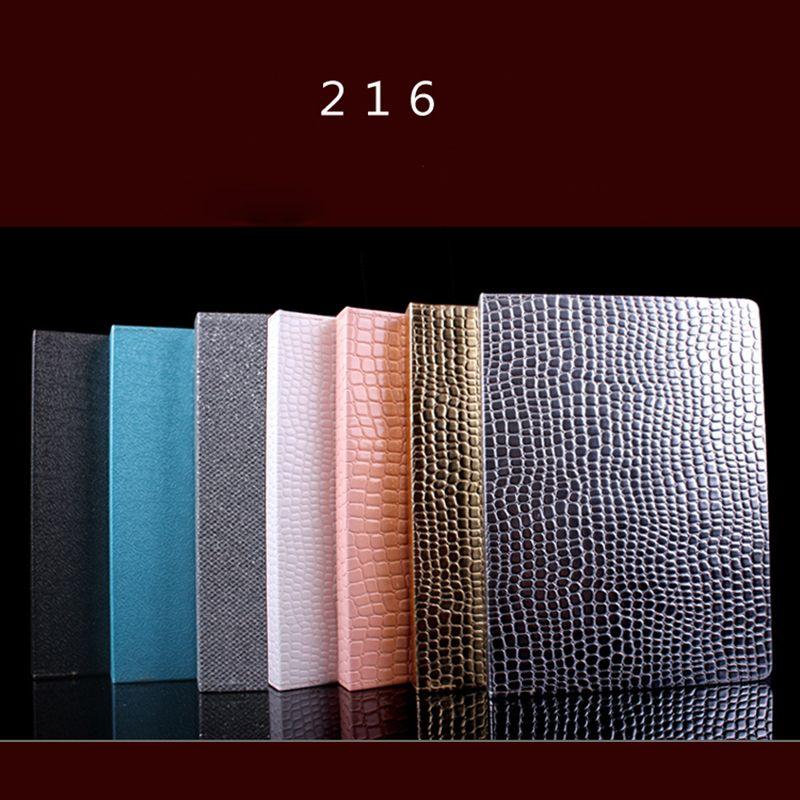216 Colors Nail Gel Polish Display Card Book Chart With Tips Nail Art Salon Set With 216 False Nail Tips