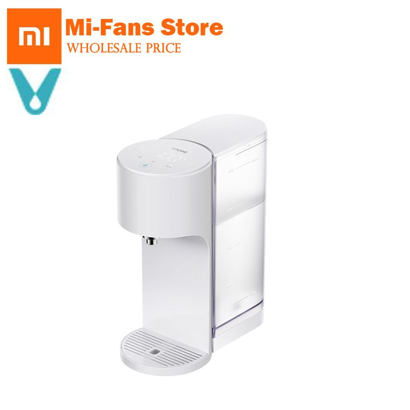 Xiaomi VIOMI APP Control 4L Smart Instant Hot Water Dispenser Water-Quality Indes Baby Milk Partner Heater Drinking Water Kettle