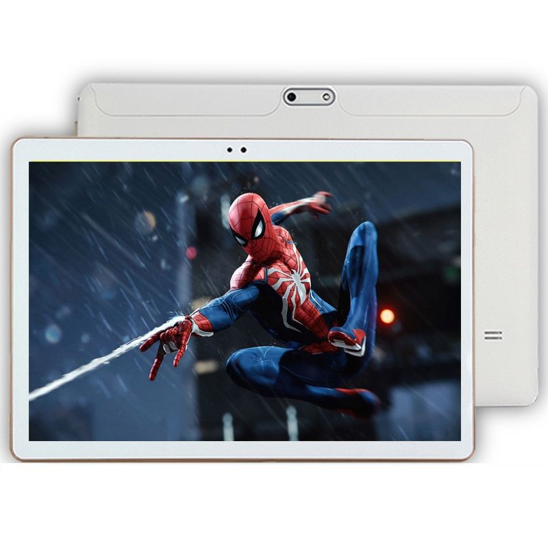 Free Shipping 2018 Newest 10 inch Tablet PC MTK8752 Octa Core 4GB RAM 32GB ROM Android 7.0 3G 1280*800 IPS Wifi Tablet 10