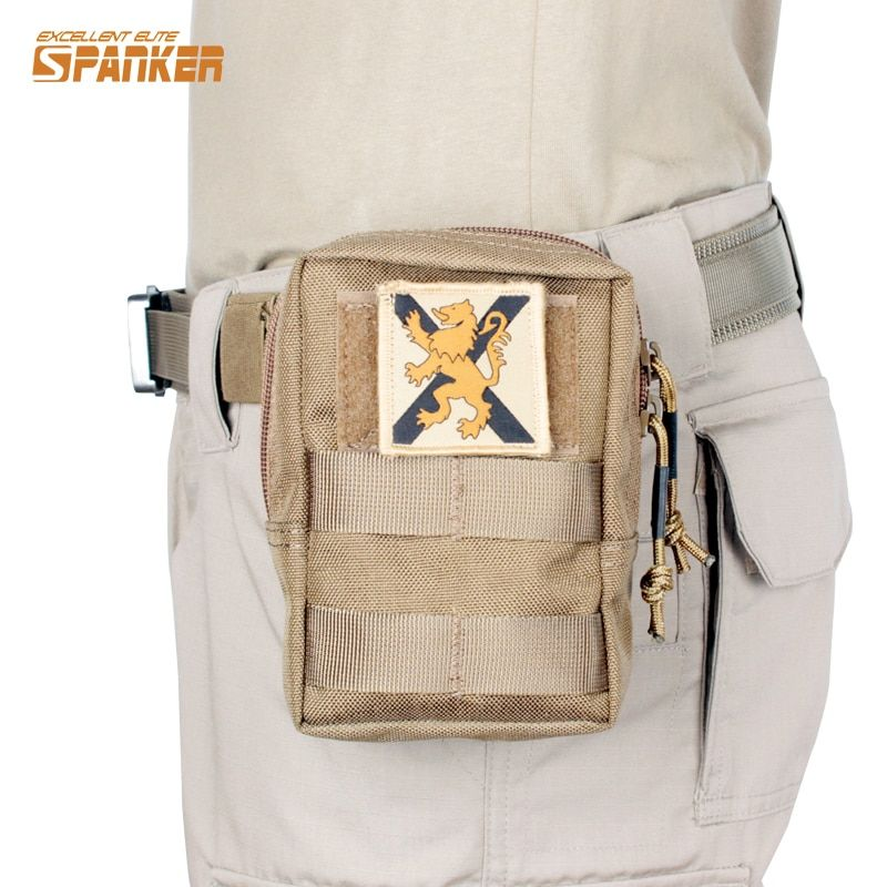 Hunting EDC Molle Pouch Shotgun Ammo Waist Bag Utility Bullet Phone Belt Pouch for Christmas