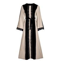 Disponible De Style Islamique Arabe Belle Excellente Populaire Femmes Abaya Personnalité