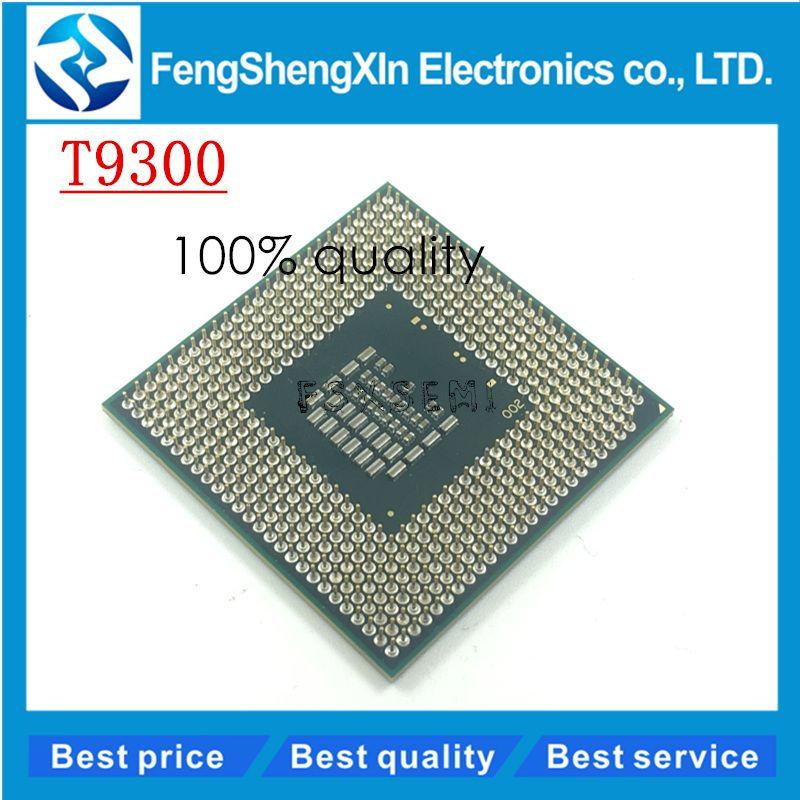 Core 2 Duo T9300 2.5 GHz 6 M 800 MHz Processeur Socket P SLAYY SLAQG CPU GL40/965