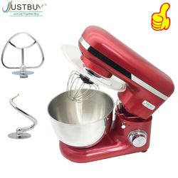 Electric Bread stand Dough Mixer Eggs Blender 4L Kitchen Stand Food Milkshake/Cake Mixer Kneading Machine Dough Maker
