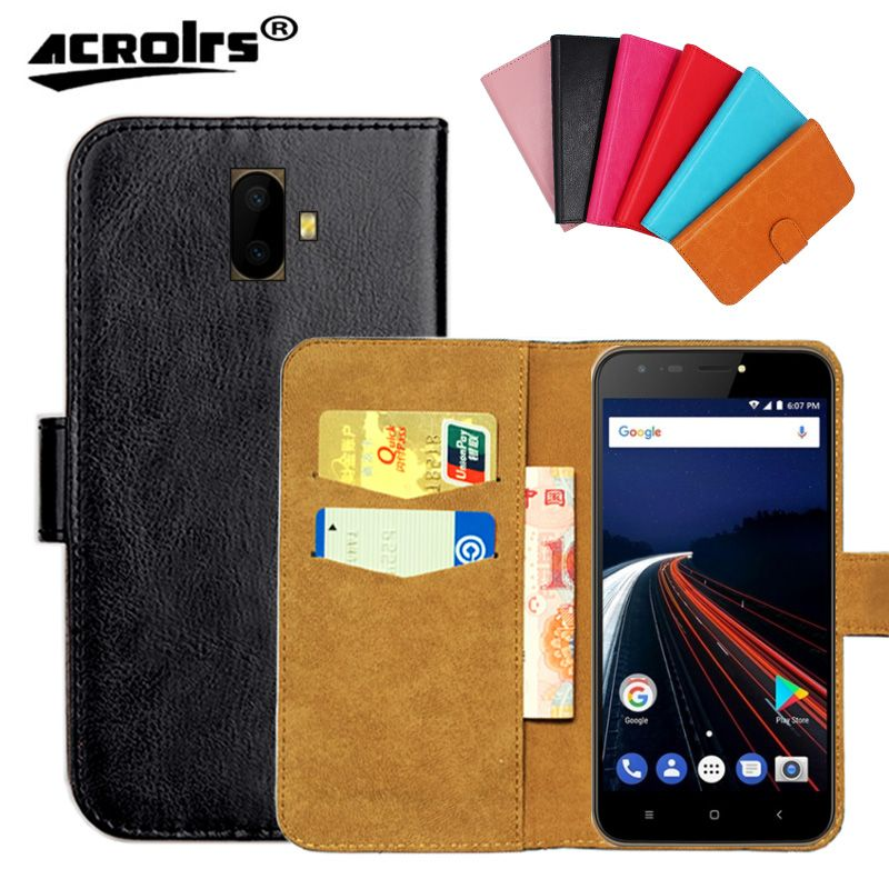 Original! Ulefone S7 Case ,6 Colors High Quality Leather Exclusive Case For Ulefone S7 Cover Phone Bag Tracking