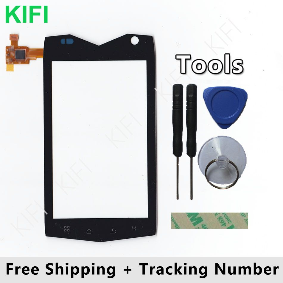 KIFI 100% QC PASS Touch Screen Digitizer Glass Panel For texet TM-4084 TM 4084 x-driver 4g