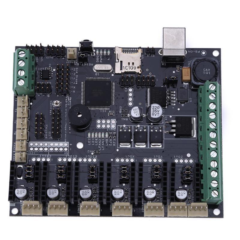3D Drucker Motherboard Megatronics V3 Control Board Mit Schweißen AD597 Chip und Datenkabel 3D Drucker Teile & Zubehör