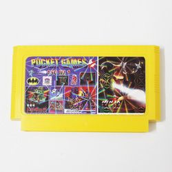 Top quality 8 bit Game Cartridge 150 in 1 with game Rockman 1 2 3 4 5 6 NINJA TURTLES Contra Kirby's Adventure