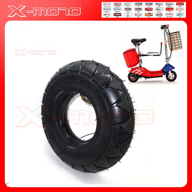 8-inch folding electric scooter tire inner tubes 200X50 Tire Inner Tube for Razor Scooter E-Scooter