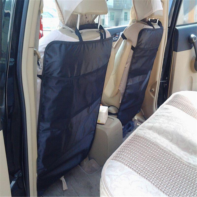 1PCS Anti Kicking Padded Child Car Cover Mat Car Back Seat Protector Waterproof Dirt Protect Organiser Storage Accessories