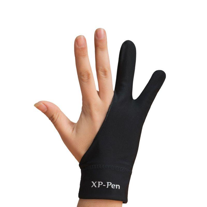 XP-stylo Anti-encrassement gant artiste pour dessin tablette/Displayvlight box/traçage léger Pad pour tablette taille M