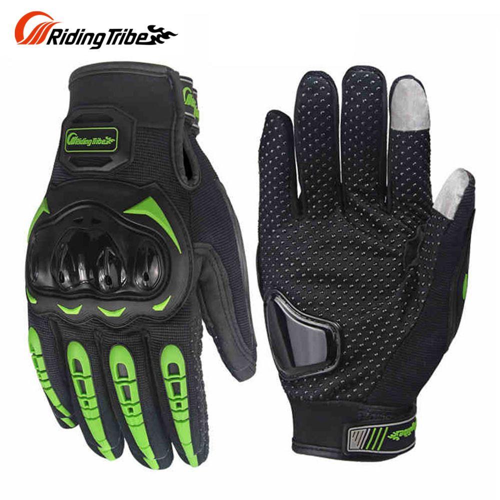 Riding Tribe Motorcycle Gloves Men Women Winter Summer Guantes Moto Gants Luvas Touch Screen Motocross Gloves Protective Gear
