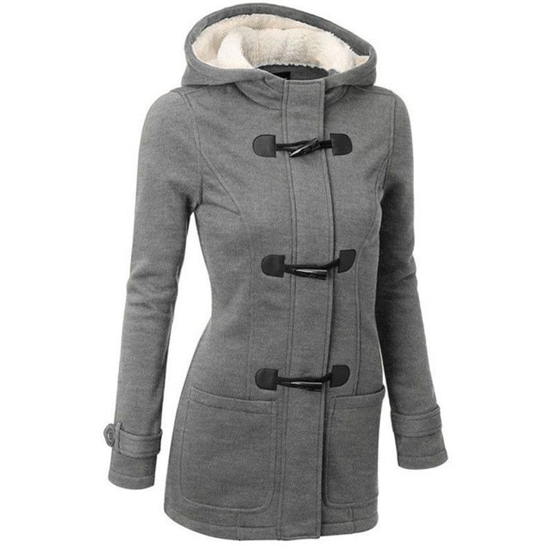 WSYORE Plus Size Parka Winter Jacket Women Thick Outwear Hooded Cotton Coat 2019 New Autumn Slim Student Jackets and Coats NS563