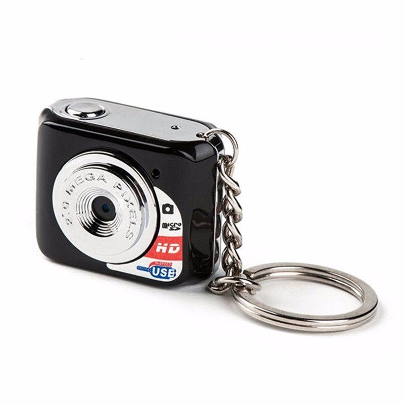 X3 Портативный ультра мини HD Камера цифровой Камера Mini DV с микрофоном Поддержка снимать видео фотографии и Запись