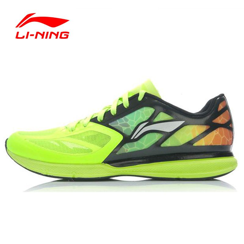 Li-Ning Men Superlight XI Outdoor Running Shoes Light Weight Mesh Breathable Cushion LiNing Sneakers Sports Shoes ARBJ009 XYP270
