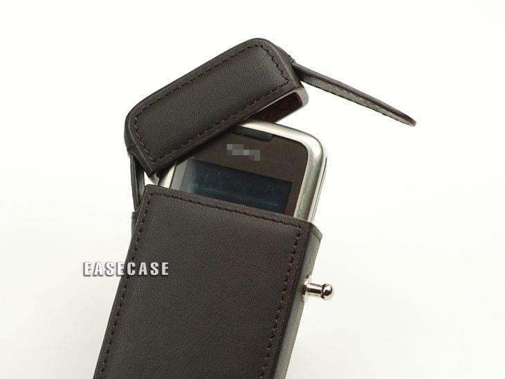 A4 Custom-Made Leather case for NOKIA 8800 Arte 8800A Sapphire Arte