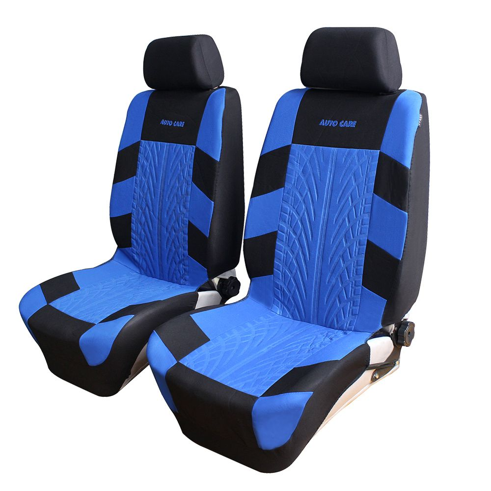 Polyester Fabric Universal Car Seat Cover Set Car Styling Fit Most Car Interior Accessories Sedans Seat Covers for Car Care