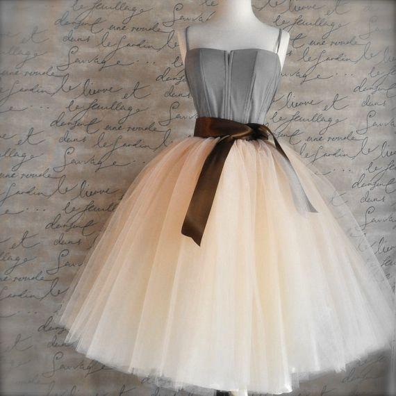 7 слоев миди тюль Юбки для женщин женские модная юбка-пачка Элегантные Свадебные невесты юбка лолита Нижняя юбка faldas saias Jupe