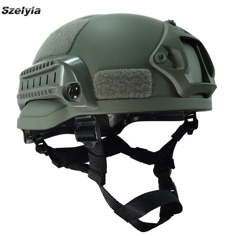 Airsoftsports Paintball Helmet Mich 2002 2000 2001 Army Military Tactical Helmet Airsoft Accessories Fast Helmet Airsoft Tactico