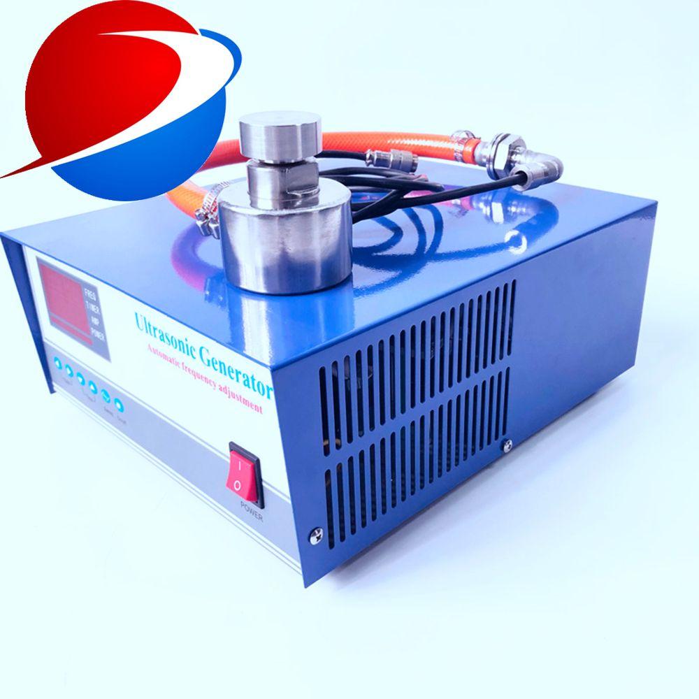 Diy ultraschall vibration generator für ultraschall ultraschall sieb vibrator für pulver screening grading reinigung 33 khz