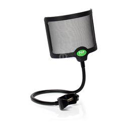 Flexible Studio Microphone Windshield Mic Pop Filter Shield Wind Screen Foam Cover For Broadcast Recording MK4 CL7 C03 C01u Pro