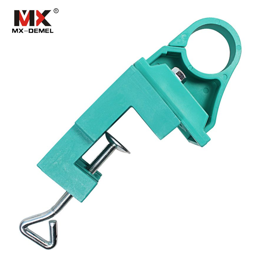 MX-DEMEL Nibble Metal Cutting Double Head Sheet Nibbler Saw Cutter Tool Nibbler Sheet Metal Drill Attachment Cutting Tools