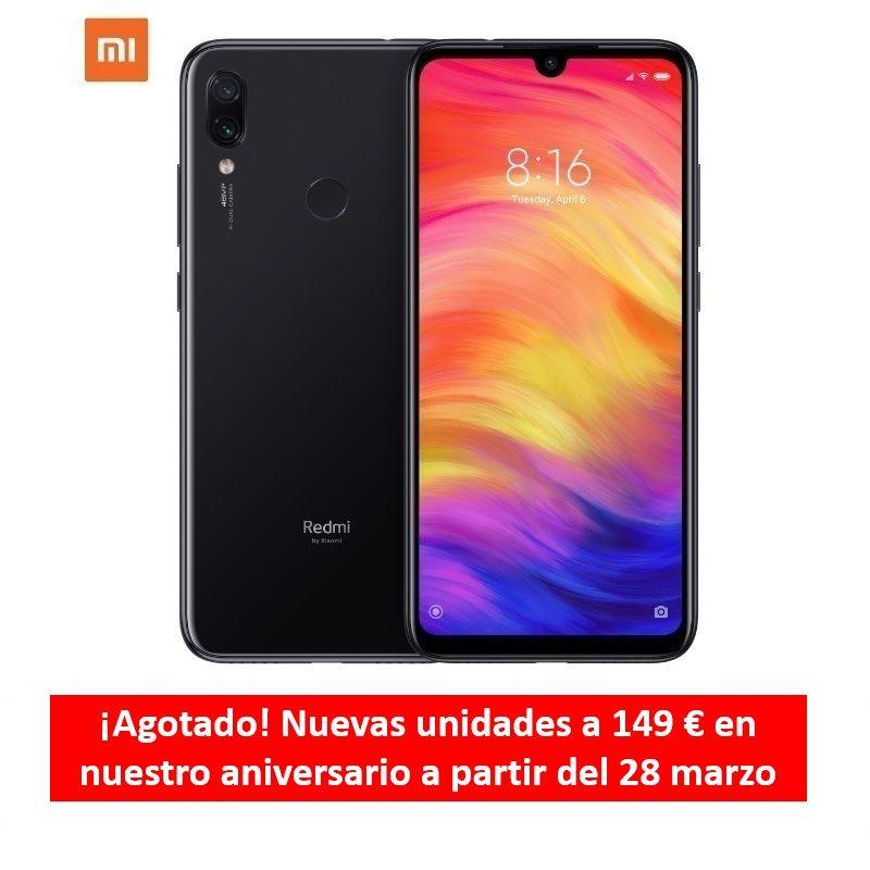 [Versión Española] Smartphone Xiaomi Redmi Note 7 de 6.3