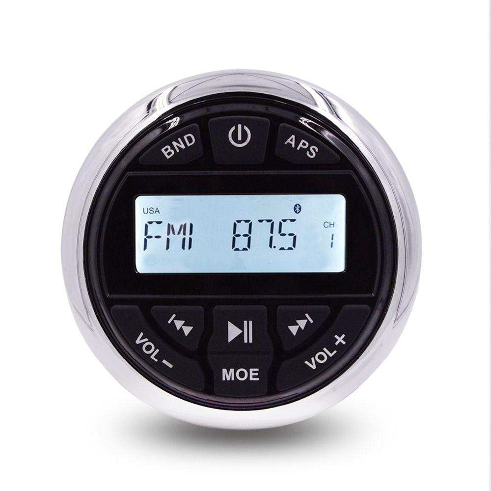 HASDA Wasserdichte Outdoor Marine Stereo Bluetooth Radio Audio FM AM Empfänger MP3 Marine Player für Boot Yacht ATV UTV RV traktor