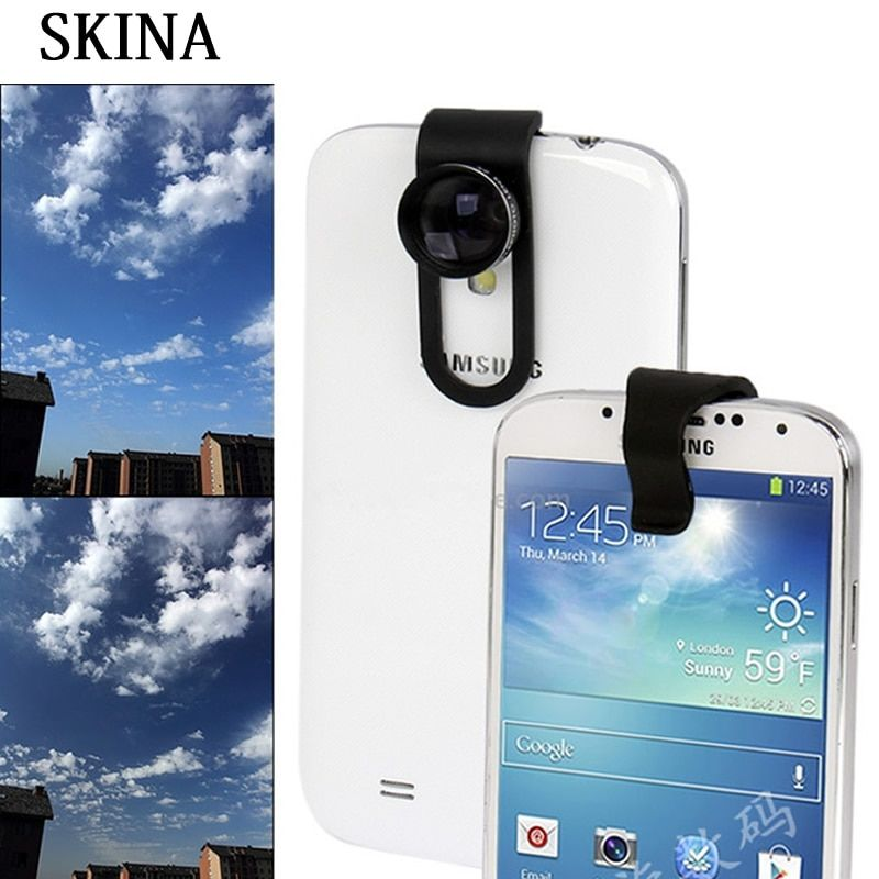 SKINA Clip-on CPL Mobile Phone Circular Polarizer polariscope Camera Lens For iPhone 6 7 8 plus Samsung Nokia HTC huawei