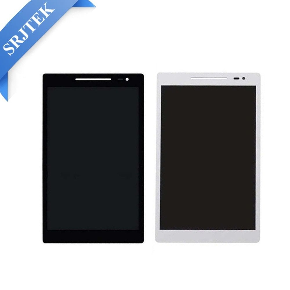 Black/White For Asus ZenPad 8.0 Z380KL P024 LCD Display With Touch Screen Digitizer Glass Sensor Full Assembly Repartment Parts