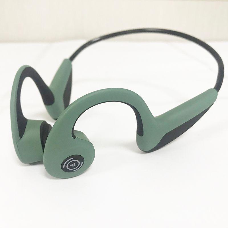 Ship in24hrs! original Z8 headphones Bluetooth 5.0 Bone Conduction Headsets Wireless Sports earphones Handsfree Headsets