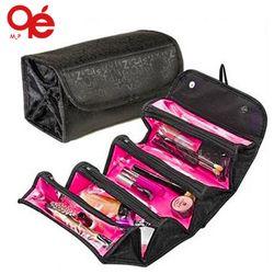 NOUVELLE arrivée cosmétique sac de mode femmes sac de maquillage de toilette suspendus voyage kit bijoux organisateur