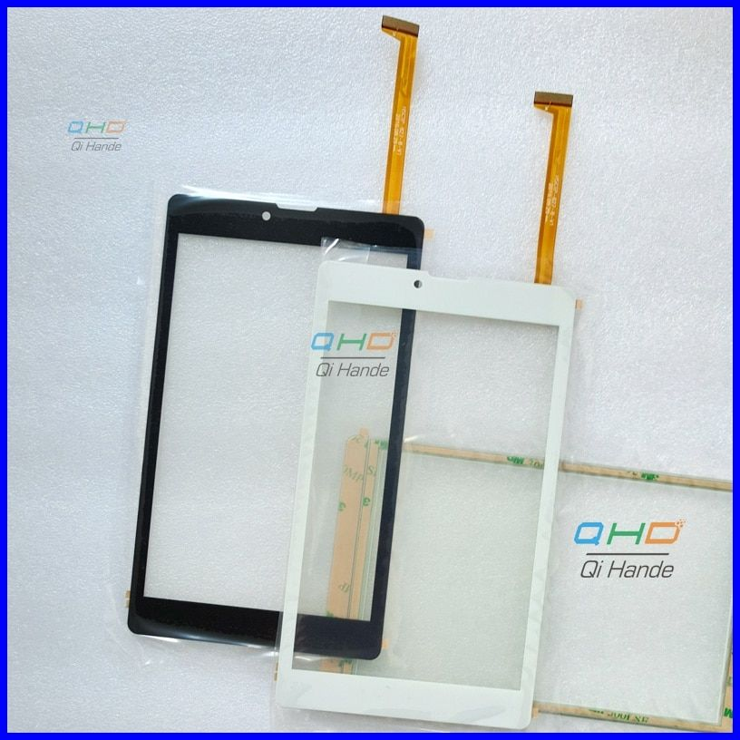 1pcs/lot New Touch Screen For 7'' inch IRBIS TZ791 Tablet PC Touch panel digitizer sensor replacement parts Free Shipping