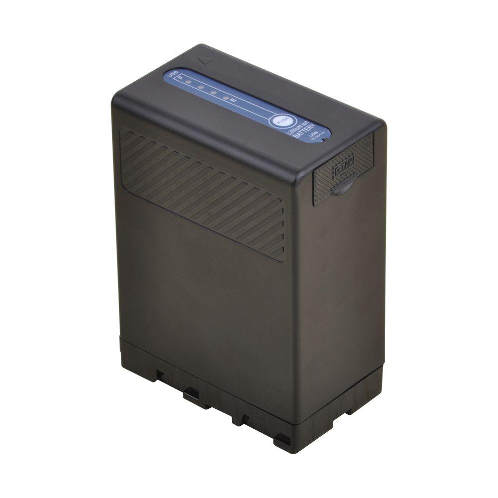 1pc 5200mah USB Output BP-U60 BP U60 BPU60 Rechargeable Li-ion Battery for Sony PMW-100 PMW-150 PMW-160 PMW-200 PMW-300 PMW
