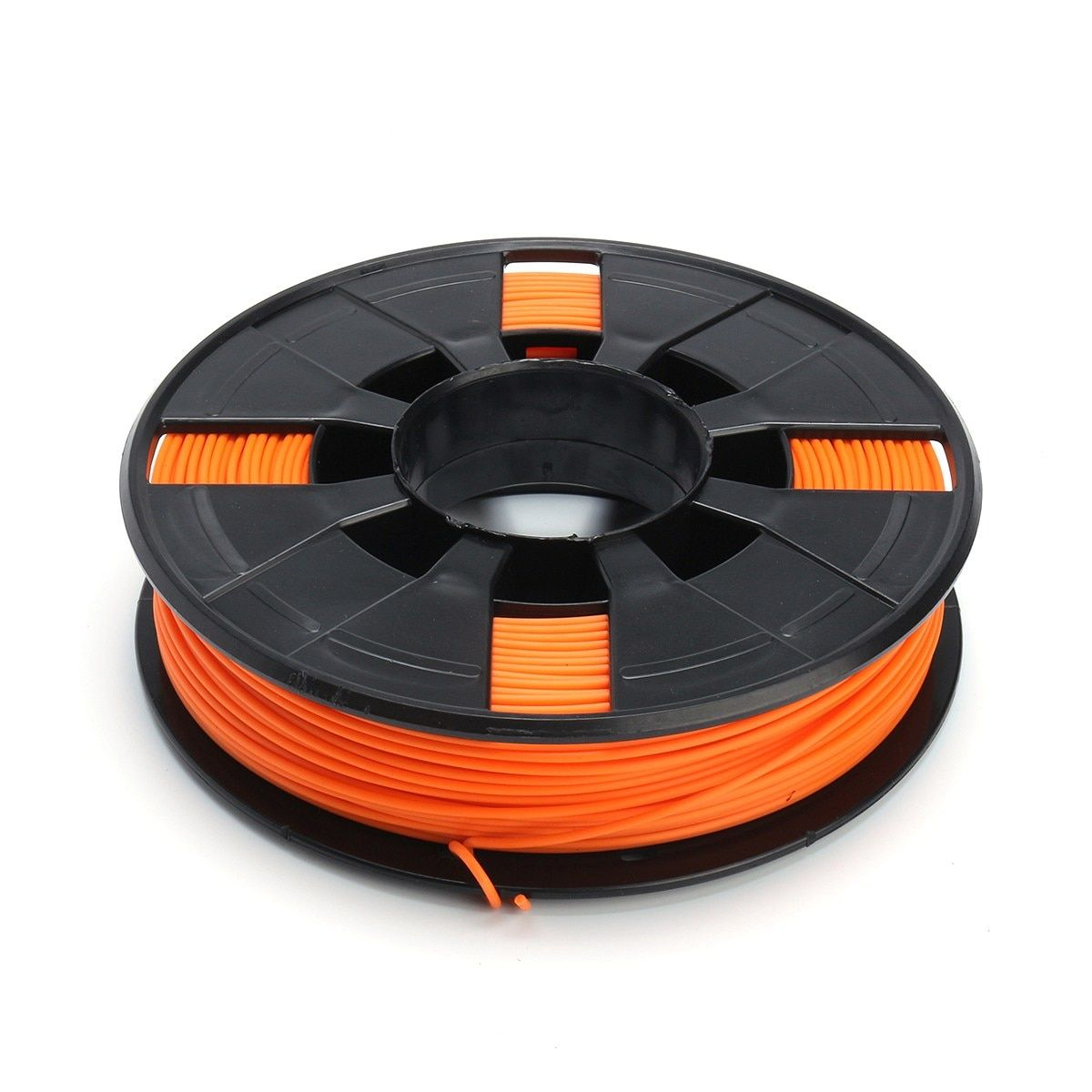 1Roll Printing Filament 1.75mm 3D Printer PLA Wire Rod Round Color For Random