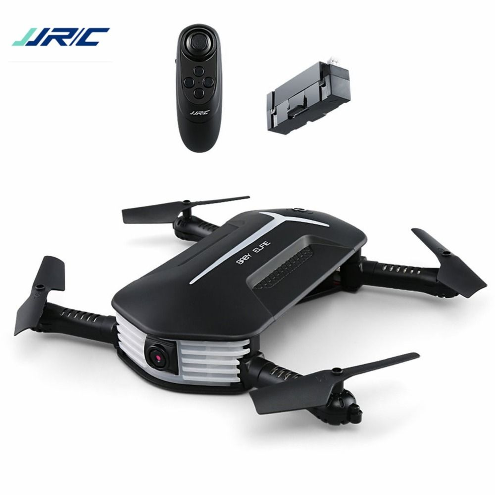 JJR/C H37 Mini BABY ELFIE Drone 2.4GHz 6-Axis Gyro 3D Flip Wi-Fi FPV Foldable RC Quadcopter With 720P Camera Altitude Hold tt
