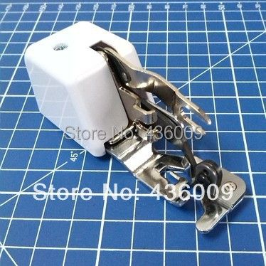 Household Sewing Machine Parts Presser Foot RCT-10L / Side Cutter Foot (original quality)