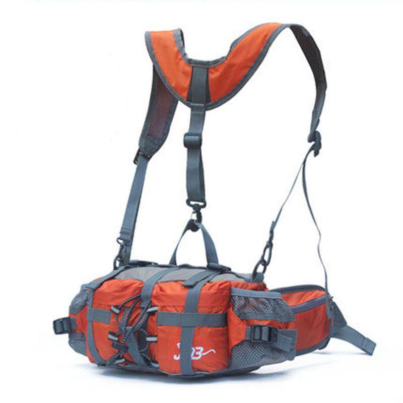 New 5L universal Waist Bag Multifunctional Sports Bags/backpack Cycling Hunting sightseeing nylon Waterproof outdoor camera bag