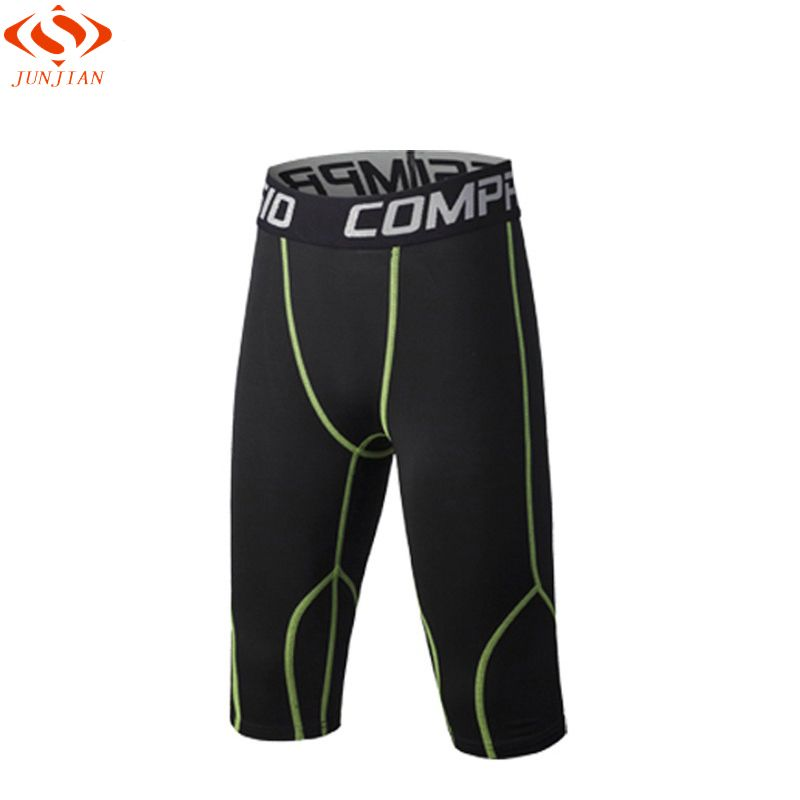 New Mens Compression Shorts Compression Base Layer Tight Boxers Fitness Exercise Shorts Gym Workout Crossfit Runnig Shorts