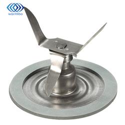 Nueva llegada licuadora acero inoxidable 304 mezclador de plata hojas anillos de sellado 65mm x 50mm para Oster licuadoras