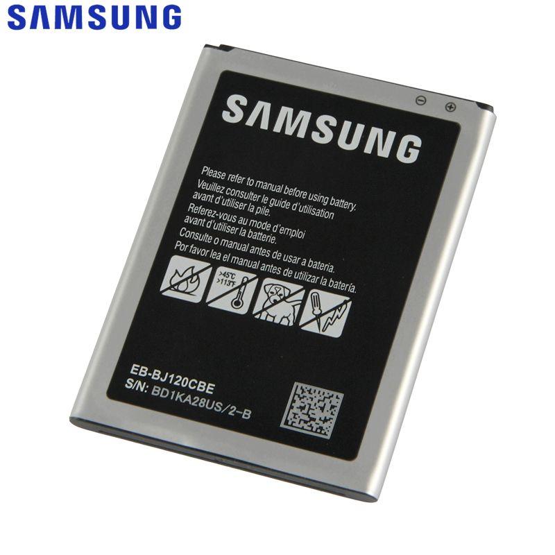 Batterie d'origine Pour Samsung Galaxy Express 3 J1 2016 SM-J120A SM-J120F SM-J120F J120 J120h J120ds EB-BJ120CBU EB-BJ120CBE NFC