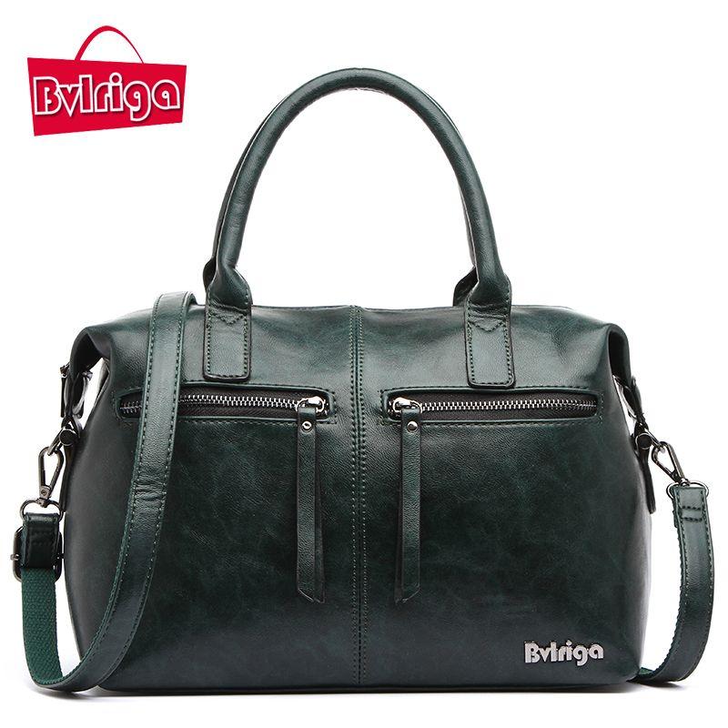 BVLRIGA Luxury Handbags Women Bags Designer Famous Brands Female Messenger Shoulder Crossbody Bags Tote Leather Ladies Hand Bags
